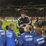 """Smalltalk"" mit dem 4. Schiedsrichter Wolfgang Stark"